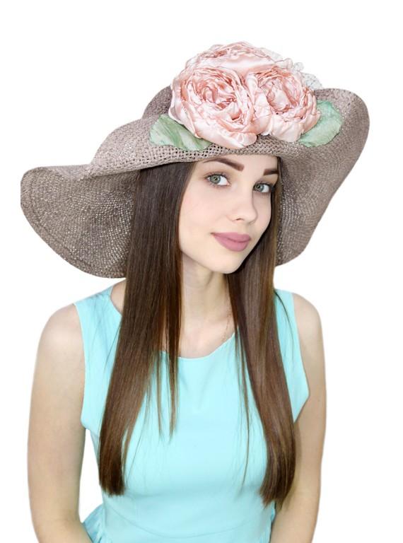 """Шляпа """"Амилия"""""""