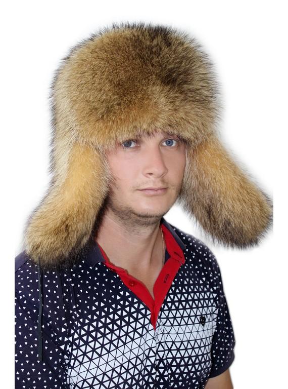 Меховые шапки ушанки мужские зимние