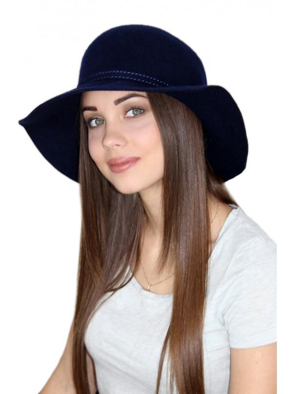 Купить Шляпу Фетровую Женскую В Москве